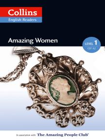 Amazing Women: A2 (Collins Amazing People ELT Readers)