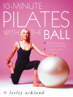10-Minute Pilates with the Ball