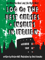 100 Of The Best Curses and Insults In Italian