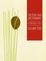 Feng Shui Dictionary