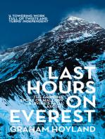 Last Hours on Everest