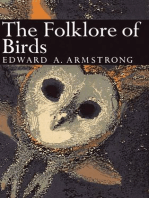 The Folklore of Birds (Collins New Naturalist Library, Book 39)