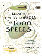 The Element Encyclopedia of 1000 Spells