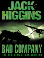 Bad Company (Sean Dillon Series, Book 11)