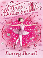 Delphie and the Magic Ballet Shoes (Magic Ballerina, Book 1)