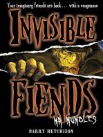 Mr Mumbles (Invisible Fiends, Book 1)