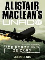 Air Force One is Down (Alistair MacLean's UNACO)