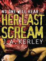 Her Last Scream (Carson Ryder, Book 8)