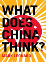 What Does China Think?