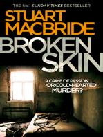 Broken Skin (Logan McRae, Book 3)