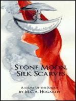 Stone Moon, Silk Scarves