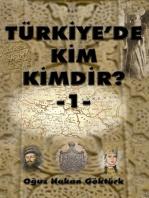 Türkiye'de kim kimdir?