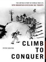 Climb to Conquer