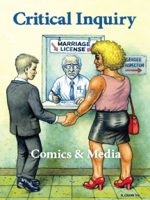 "Comics & Media: A Special Issue of ""Critical Inquiry"""