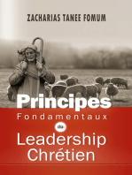 Principes Fondamentaux Du Leadership Chrétien
