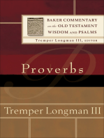 Proverbs (Baker Commentary on the Old Testament Wisdom and Psalms)