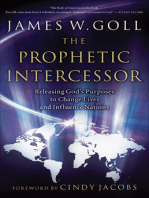 The Prophetic Intercessor