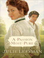 A Passion Most Pure (The Daughters of Boston Book #1)