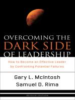 Overcoming the Dark Side of Leadership