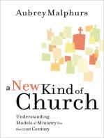 A New Kind of Church