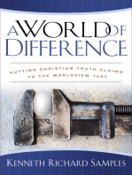 A World of Difference (Reasons to Believe)