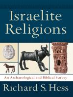 Israelite Religions