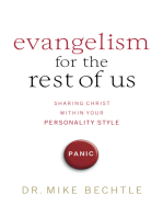 Evangelism for the Rest of Us