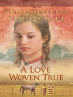 A Love Woven True (Lights of Lowell Book #2)
