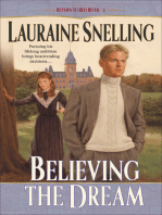 Believing the Dream (Return to Red River Book #2)