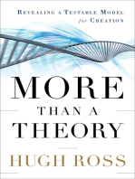 More Than a Theory (Reasons to Believe)