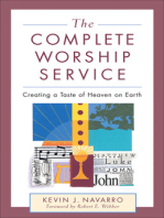 The Complete Worship Service