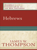 Hebrews (Paideia