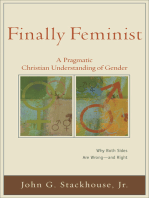 Finally Feminist (Acadia Studies in Bible and Theology)