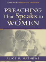 Preaching That Speaks to Women