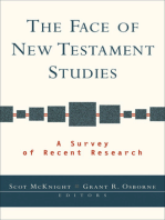 The Face of New Testament Studies