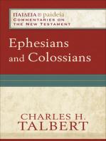 Ephesians and Colossians (Paideia