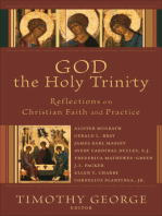 God the Holy Trinity (Beeson Divinity Studies)