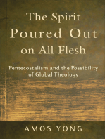 The Spirit Poured Out on All Flesh