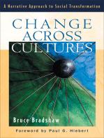Change across Cultures