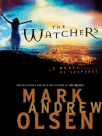 The Watchers (Covert Missions Book #1)