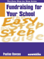Easy Step by Step Guide to Fundraising for Your School