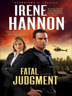 Fatal Judgment (Guardians of Justice Book #1)