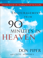 Encouragement from 90 Minutes in Heaven