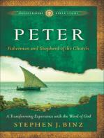 Peter (Ancient-Future Bible Study