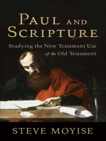 Paul and Scripture