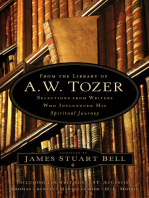 From the Library of A. W. Tozer