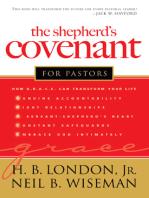 The Shepherd's Covenant for Pastors