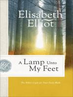 A Lamp Unto My Feet