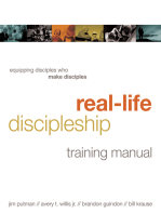 Real-Life Discipleship Training Manual