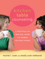 Kitchen Table Counseling